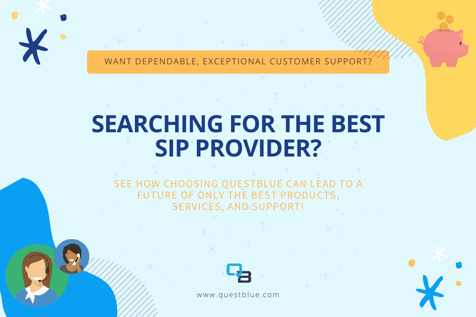 The process of choosing a new SIP Trunk Provider