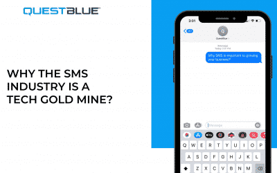 Why The SMS Industry Is A Tech Gold Mine?